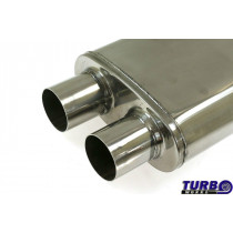 Hátsó  Sport középdob TurboWorks LT-21 3 hátsó 3